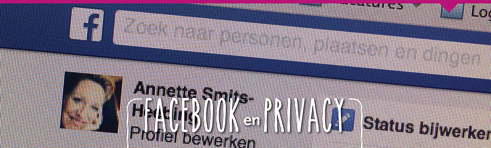 facebook en privacy
