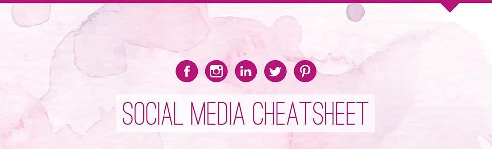 social media formaten