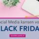 black friday social media