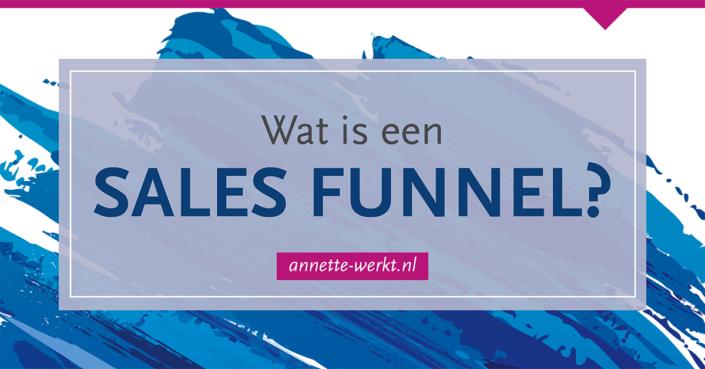 wat is sales funnel