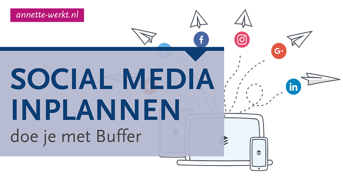 social media inplannen buffer