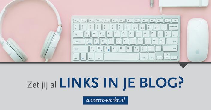 links in blog
