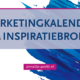 marketingkalender inspiratiebron