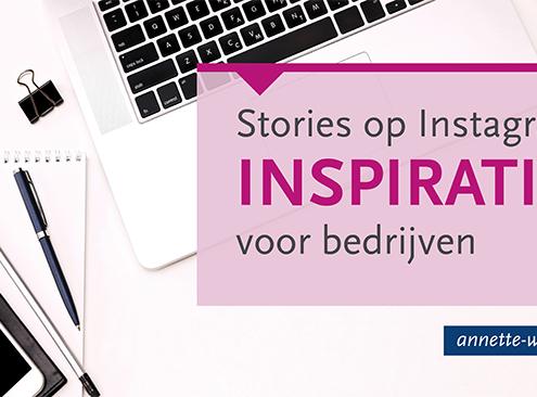 instagram inspiratie stories
